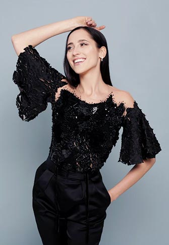 Interview Elina Nechayeva, singer of Estonia in Eurovisión 2018 with La Forza