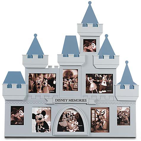 Your WDW Store Disney Picture Frame Fantasyland Castle