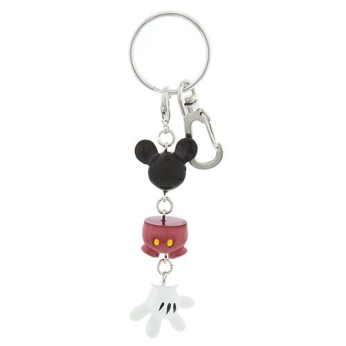 Disney Keychain Keyring Best Of Mickey Mickey Mouse