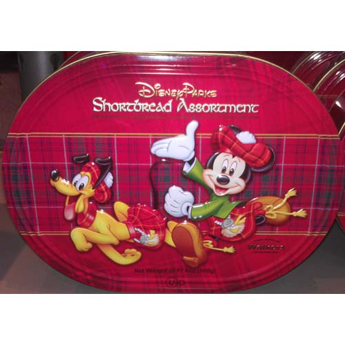 Disney Goofy Candy Co Deluxe Mickey Shortbread Assortment