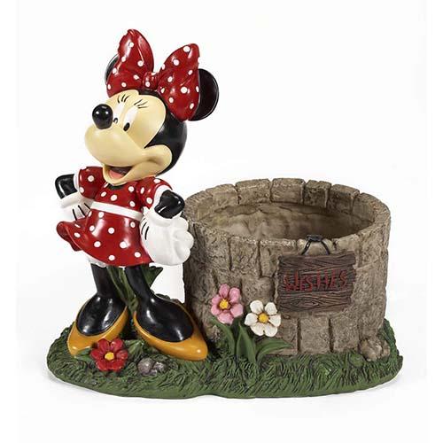 Your WDW Store Disney Garden Flower Planter Minnie