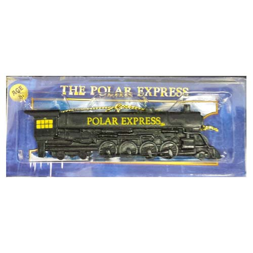 Sea World Christmas Ornament Polar Express Train