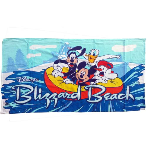 Your WDW Store Disney Beach Towel Mickey And Pals At