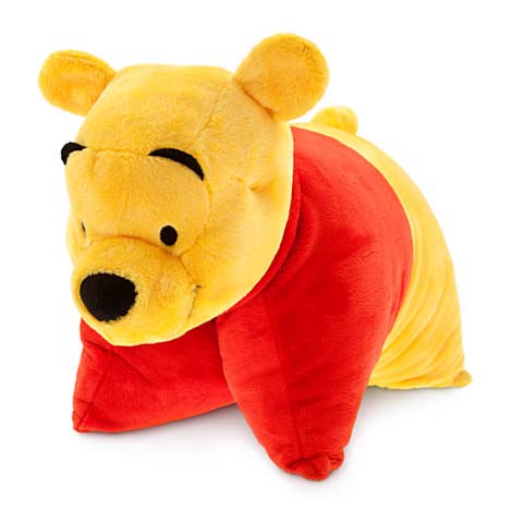 Disney Pillow Pet Winnie The Pooh Reverse Pillow Plush