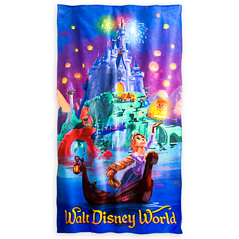 Disney Beach Towel Walt Disney World New Storybook