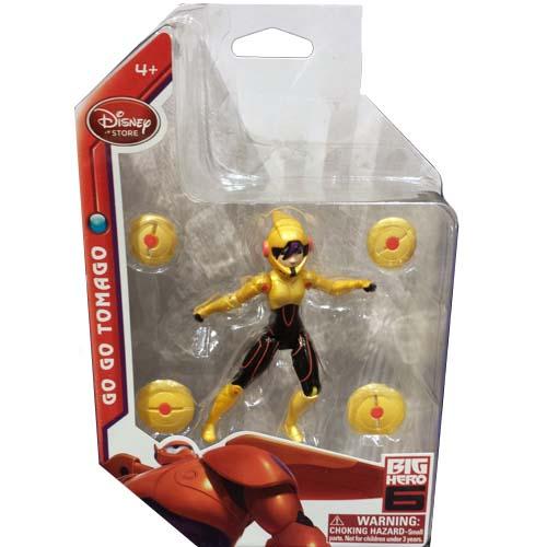 Your WDW Store Disney Action Figure Big Hero 6 Go Go