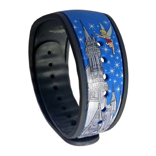 Your WDW Store Disney MagicBand Bracelet Christmas Mickey Minnie Ice Castle