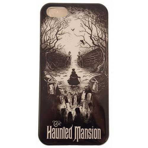 Disney IPhone 55S Case Haunted Mansion Hatbox Ghost