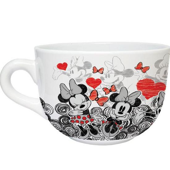 Your WDW Store Disney Soup Bowl Mug Minnie Mouse Dream