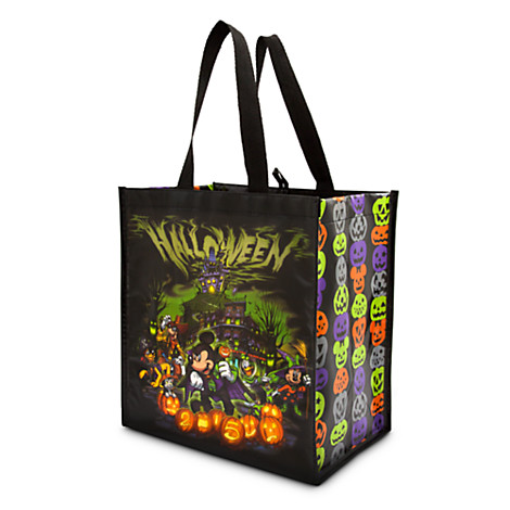 Disney Trick Or Treat Bag Mickey And Friends Halloween