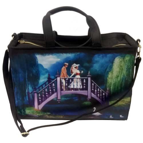 Disney Tote Bag Purse Mary Poppins Jolly Holliday