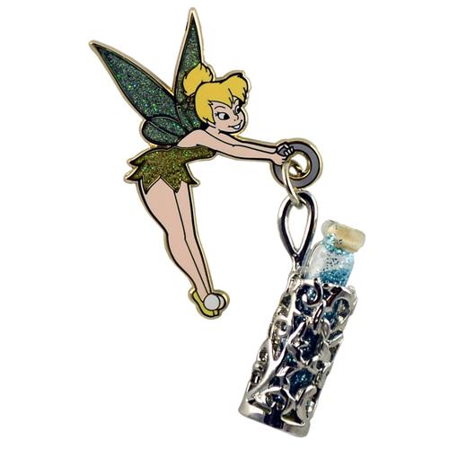 Disney Tinker Bell Pin Tinkerbell Vial Of Pixie Dust
