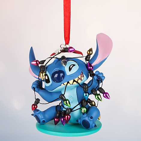 Your WDW Store Disney Sketchbook Ornament 2016 Stitch