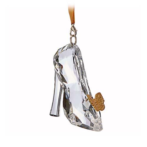 Disney Shoe Ornament Princess Cinderella Glass Shoe
