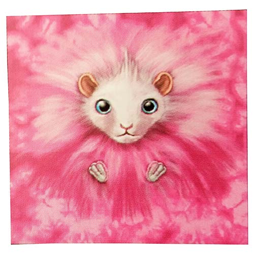 Universal Throw Blanket Harry Potter Pygmy Puff Fleece
