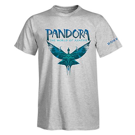 Your WDW Store Disney ADULT Shirt Pandora The World