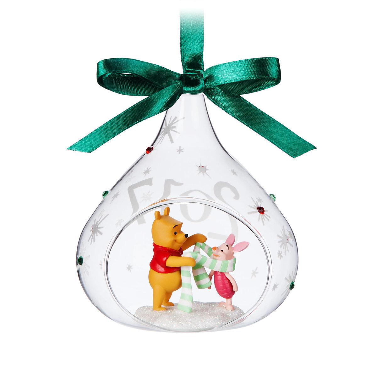 Your WDW Store Disney Sketchbook Ornament Winnie The