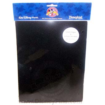 Disney Pin Trading Binder Refill Pages
