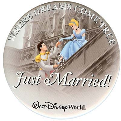 Your WDW Store Disney Souvenir Button Cinderella And