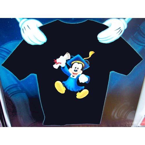 Your WDW Store Disney ADULT Shirt Graduation Mickey