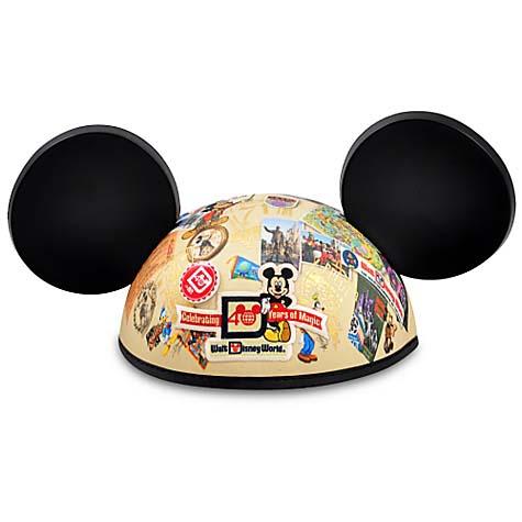 Your WDW Store Disney Hat Ears Hat Disney World 40th