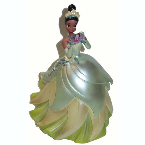 Your WDW Store Disney Cake Topper Porcelain Figure