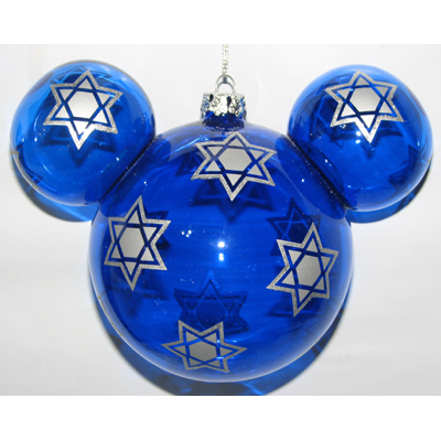 Your WDW Store Disney Christmas Holiday Ornament Mickey