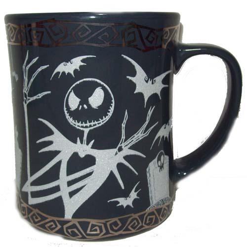 Your WDW Store Disney Coffee Cup Mug Nightmare Before