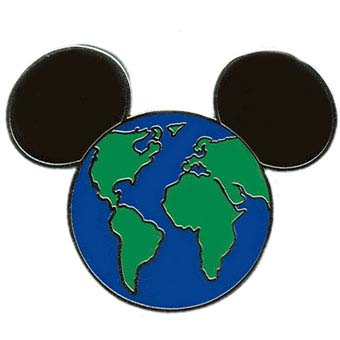Image result for mickey mouse earth