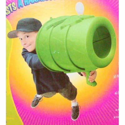 Disney Airzooka Bazooka Theme Park Air Gun Toy