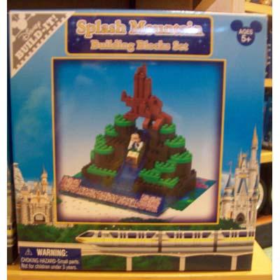Your WDW Store Disney Figurine Set Build It Splash