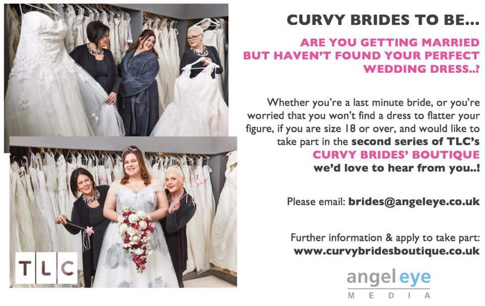 curvy brides to be
