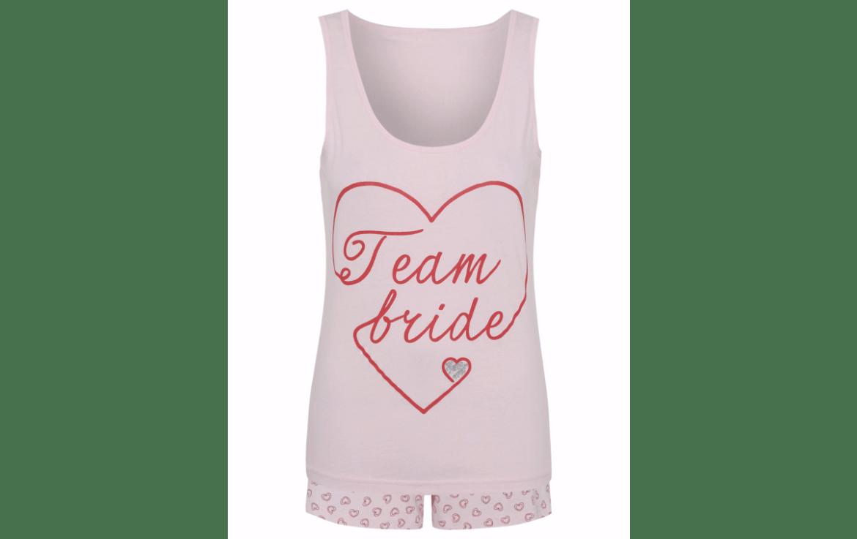 team bride pjs blog