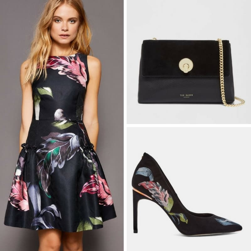 Ted Baker new season occasion outfit