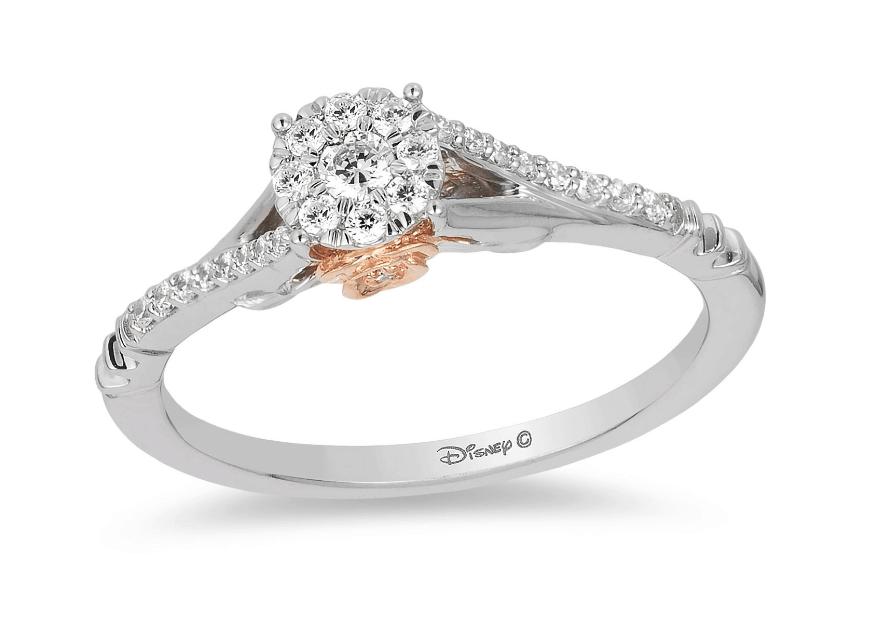 diamond belle ring