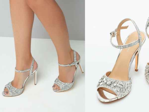 Wedding heels under £50