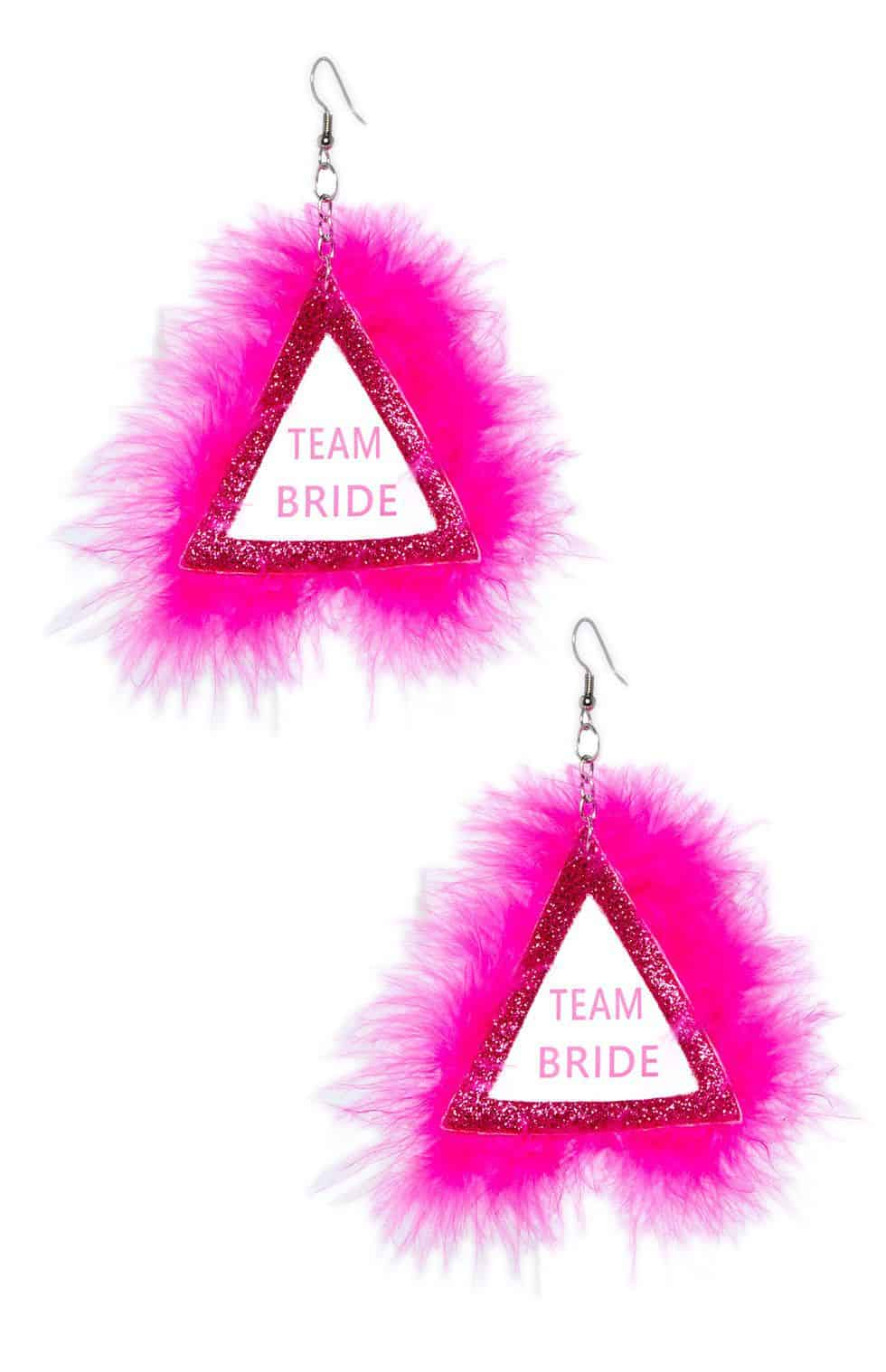 primark hen party earrings