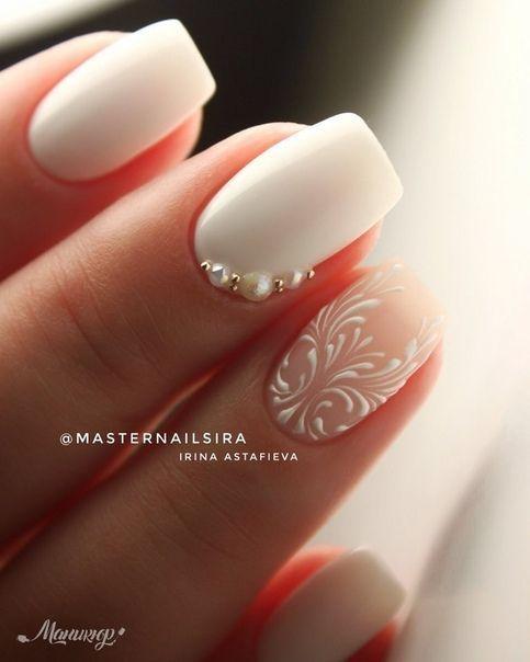 Top 10 Wedding Nail Designs for 2020 | Your Wedding Hub
