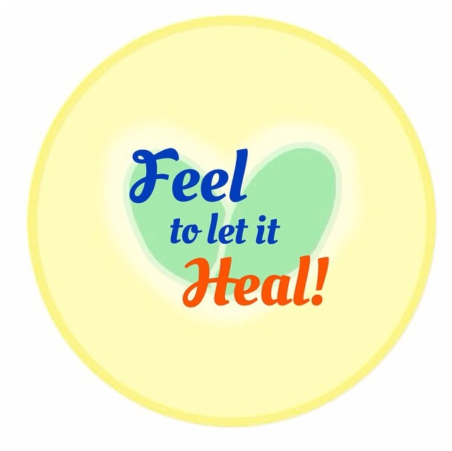 feel to let it heal