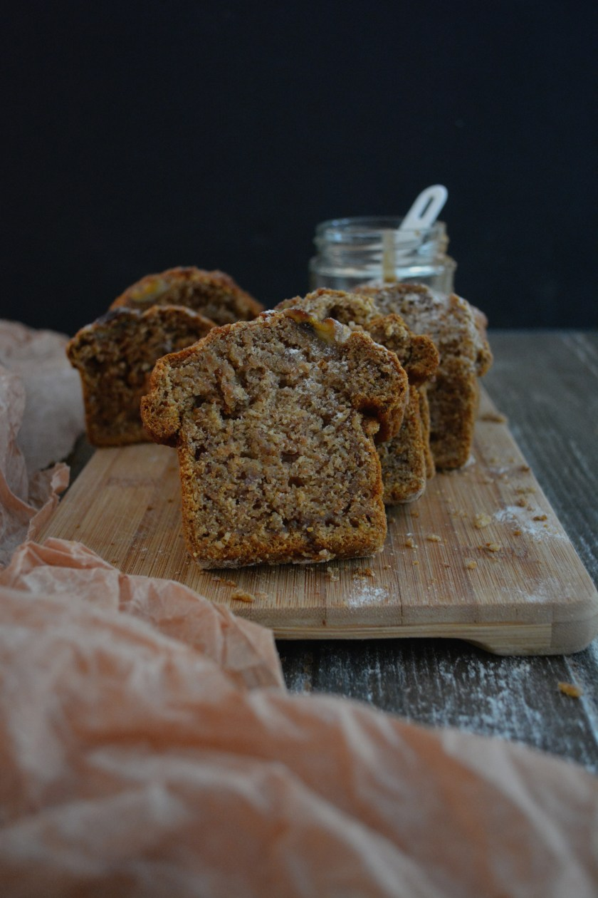vegan-mini-banana-bread