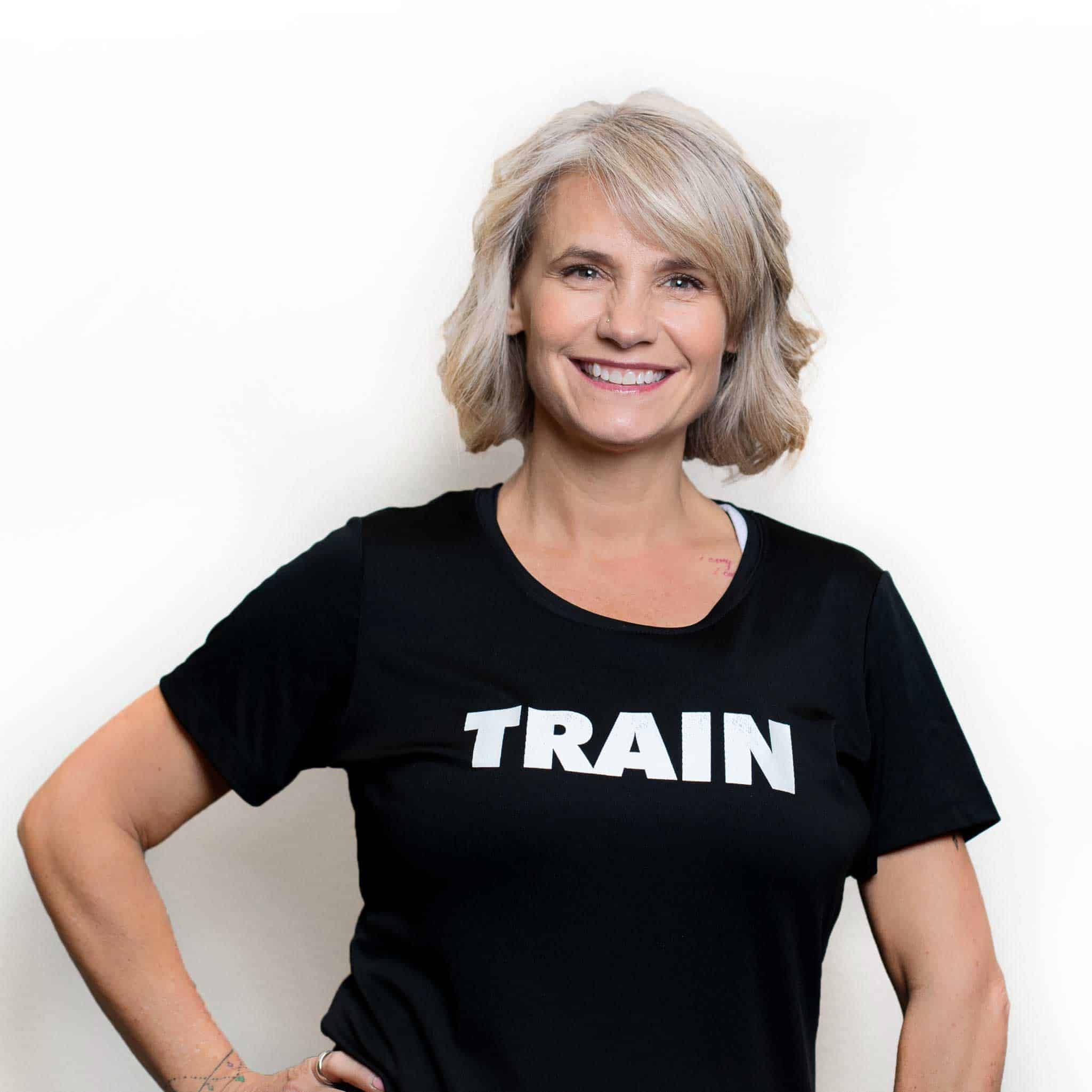 Betsy Dillard : Nationally Certified Personal Trainer NCCPT CPT