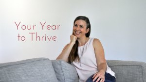 Jess Van Den - Your Year to Thrive