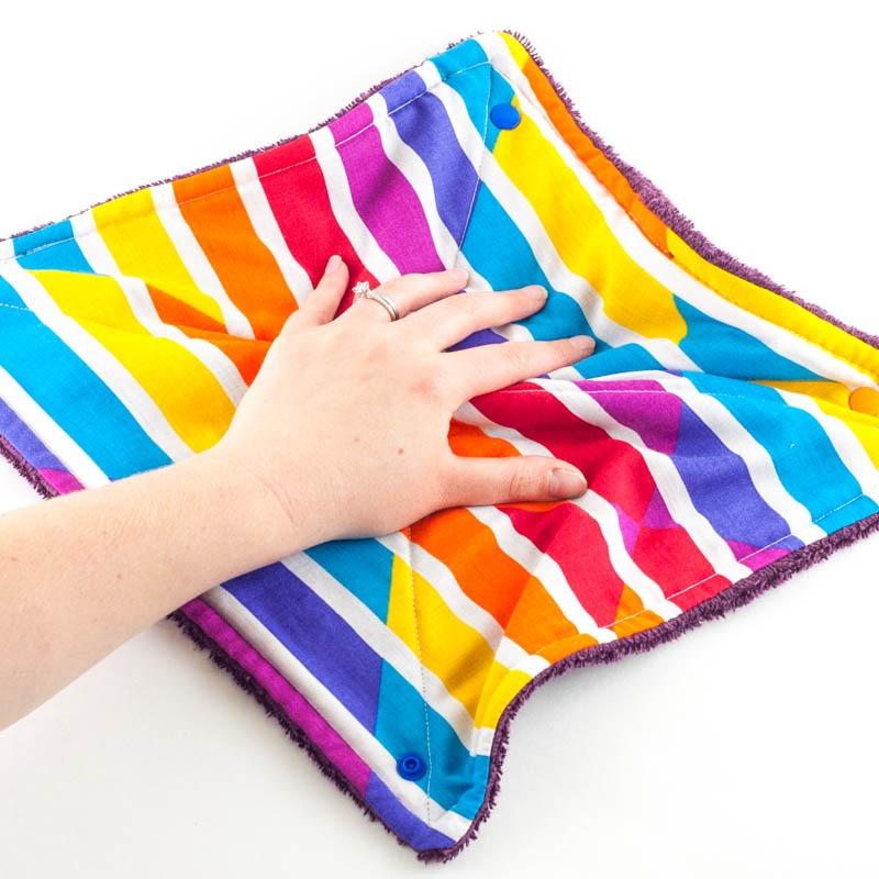 Reusable Un-Paper Towels
