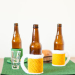 Beer Mug Beer Cozy Pattern