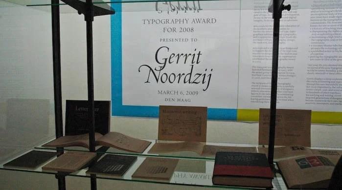 SOTA's Noordzij Display