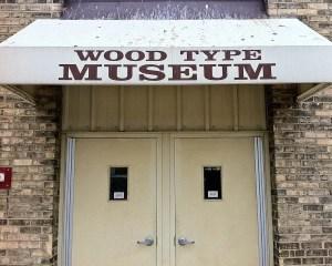The Hamilton Wood Type Museum