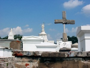 St. Louis Cemetery #1