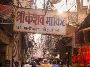 Delhi: Chandni Chowk