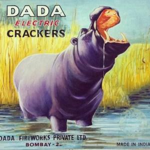 DADA ELECTRIC CRACKERS