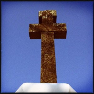 Is this a Portugese thing… the cross with an extra piece on top?  Cc/ @ainat_